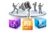 Караоке для Всех и на Всём (DVD,  HDD,  Flash,  КПК,  СМАРТФон,  планшет)