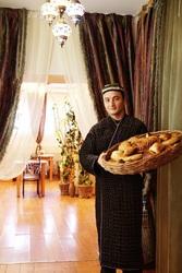 Кафе узбекской кухни