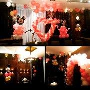 Гелиевые шары по самым низким ценам в Астане! Букет цветов из шаров!!!